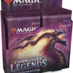 Commander Legends Collector Booster Box images 2