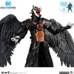 DC Multiverse Dark Nights Metal Batman Who Laughs with Sky Tyrant Wings 005