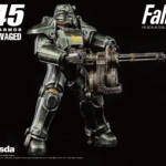 Fallout T 45 NCR Salvaged Power Armor 002