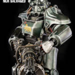 Fallout T 45 NCR Salvaged Power Armor 003