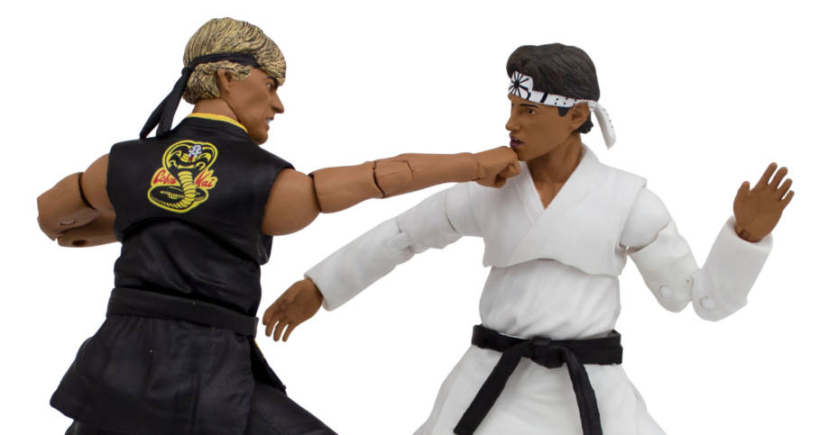 Icon Heroes Karate Kid Action Figures 029