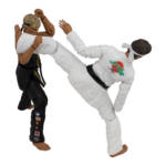 Icon Heroes Karate Kid Action Figures 031