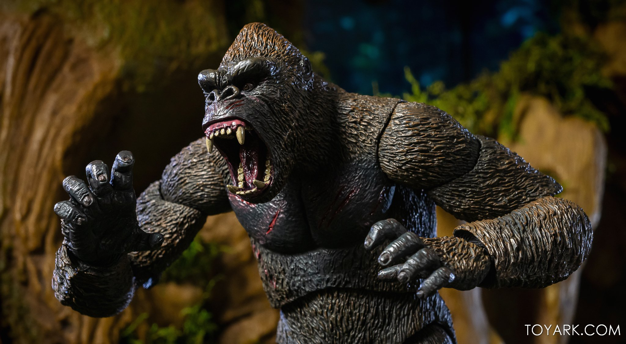 King Kong NECA Figure 026