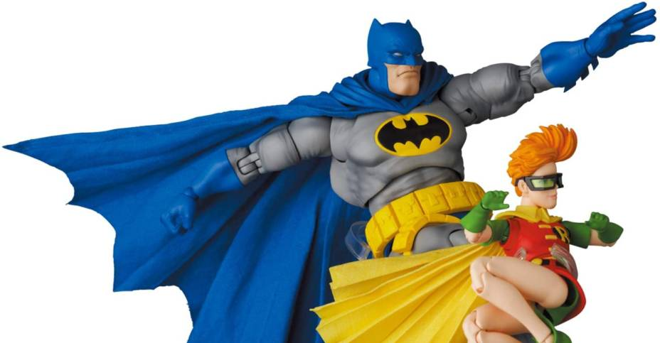 MAFEX Dark Knight Returns Set 001