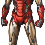 MAFEX Iron Man Mark 85 Figure 002