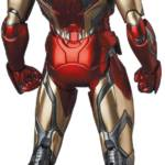 MAFEX Iron Man Mark 85 Figure 003