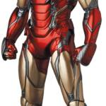 MAFEX Iron Man Mark 85 Figure 007