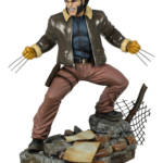 MARVEL GALLERY COMIC DAYS OF FUTURE PAST WOLVERINE STATUE 2