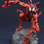 MARVEL GALLERY GLOW IN THE DARK CARNAGE PVC STATUE 003