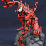 MARVEL GALLERY GLOW IN THE DARK CARNAGE PVC STATUE 004