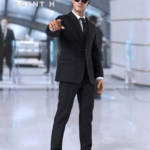 MIB International Agent H 001