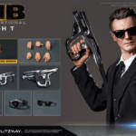 MIB International Agent T 009