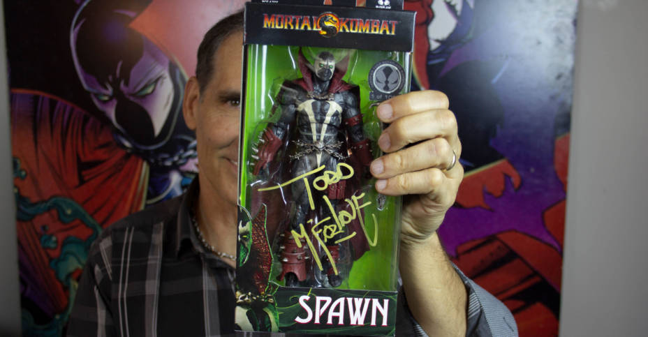 MK11 Autographed Spawn 003
