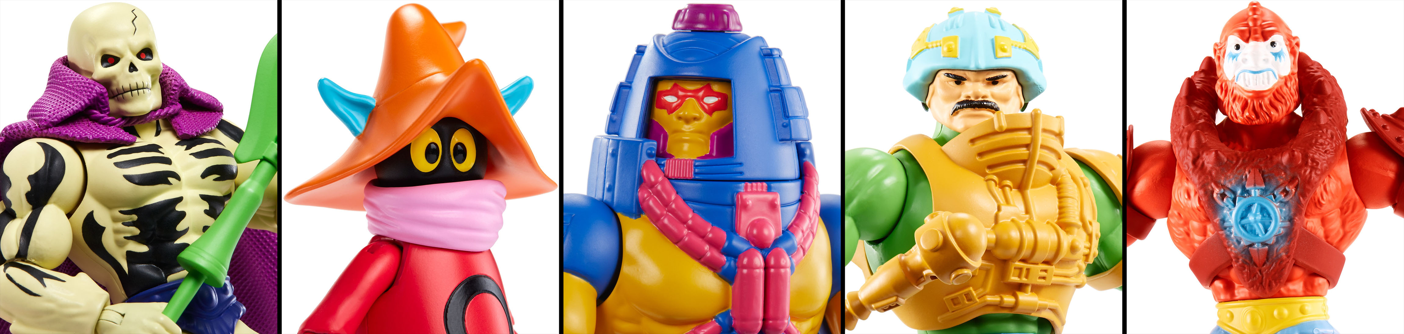 MASTERS OF THE UNIVERSE ORIGINAL TRAP JAW 5.5 ACTION BATTLE FIGURE MOTU 2020