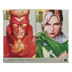 Marvel Legends 2 Pack Rogue and Pyro 002