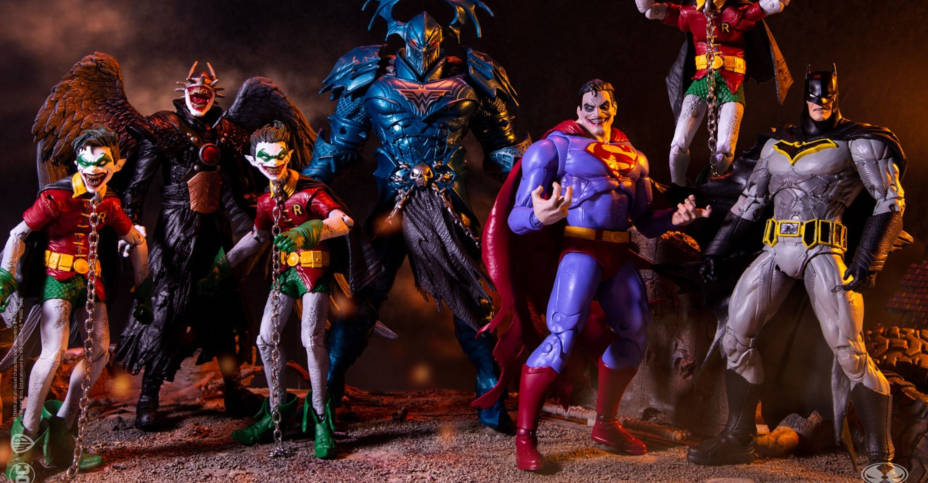 McFarlane DC Multiverse Dark Nights Metal