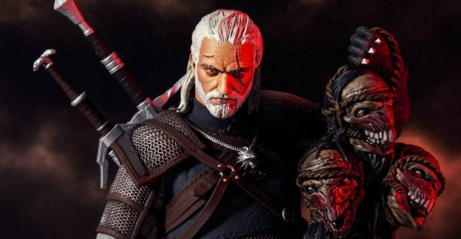 McFarlane Witcher 3 Geral 12 Inch Figure