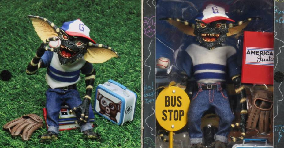 NECA Back To School Gremlin Packaging 004