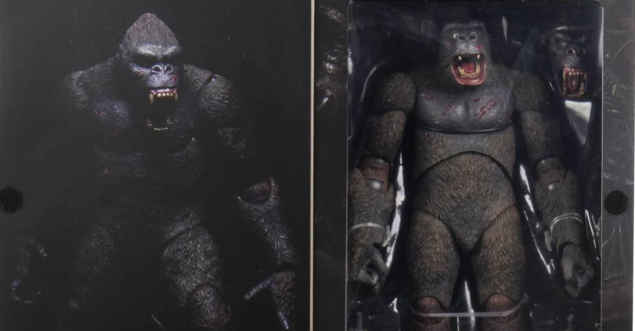 NECA King Kong Packaging 004