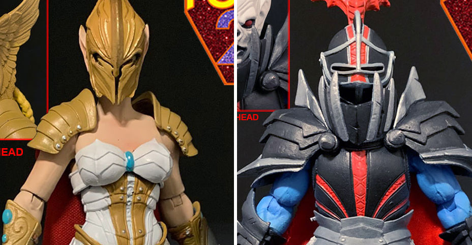 Power Con 2020 Debut Mythic Legions