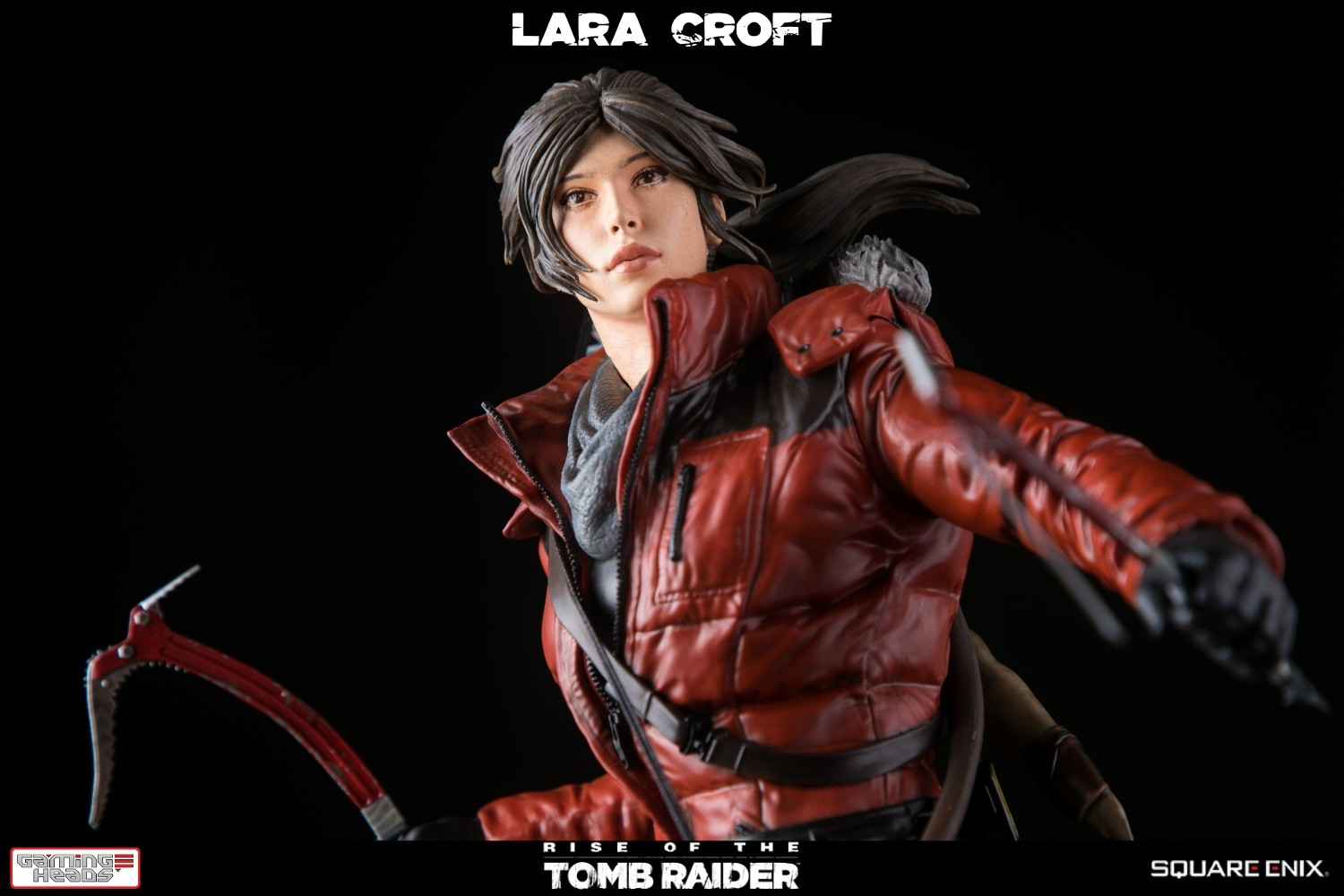 Rise of the Tomb Raider Standard Statue 002