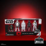 STAR WARS CELEBRATE THE SAGA 3.75 INCH GALACTIC EMPIRE Figure 5 Pack in pck