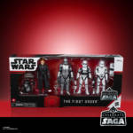 STAR WARS CELEBRATE THE SAGA 3.75 INCH THE FIRST ORDER Figure 6 Pack in pck