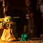 Star Wars Black Series Baby Yoda 30