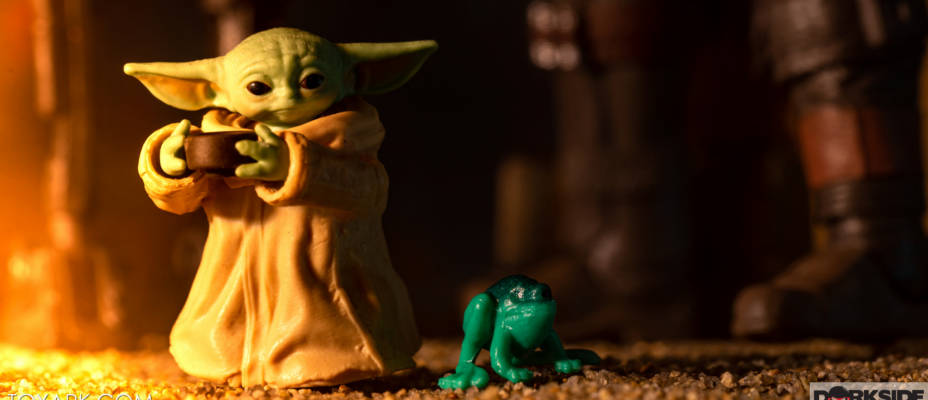 Star Wars Black Series The Child (Baby Yoda) Gallery