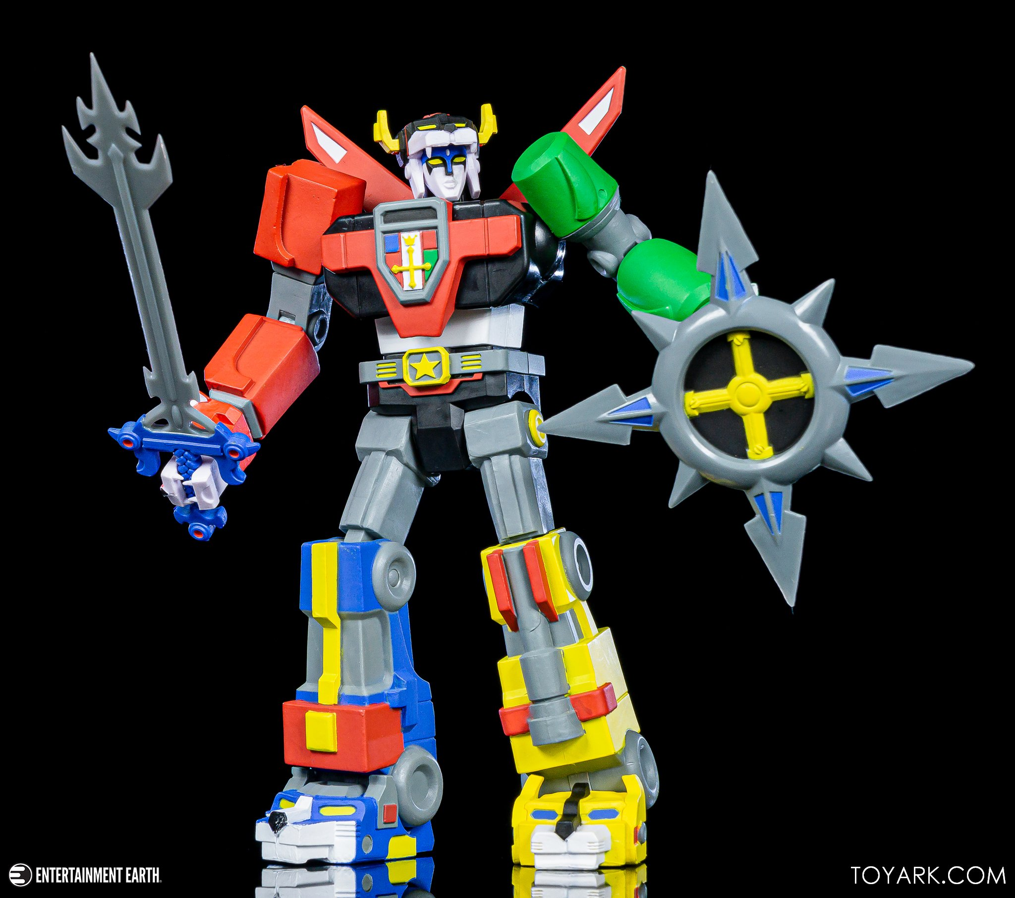 2020 Super 7 Voltron Defender Of The Universe Deluxe Voltron In Hand Rdy To Ship