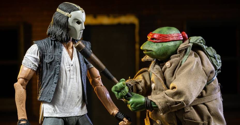 TMNT Raph and Casey 2 Pack 036