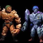 TMNT Traag and Granitor 2 Pack 005