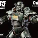 ThreeZero Salvaged Power Armor 011