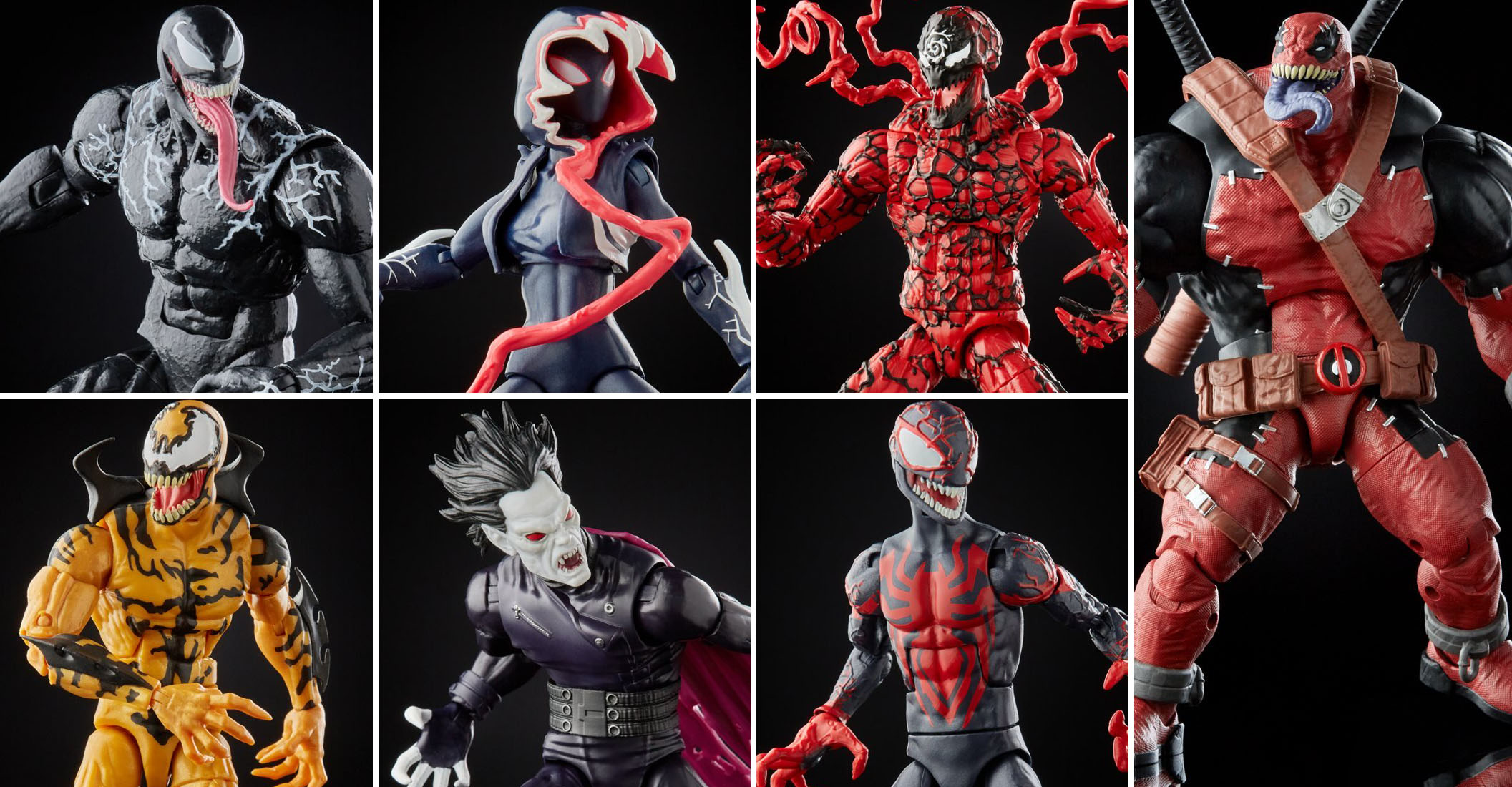 Venom Marvel Legends 2020