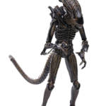 ALIENS BROWN ALIEN WARRIOR PX FIGURE 001