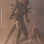 ALIENS BROWN ALIEN WARRIOR PX FIGURE 003