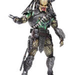 AVP FINAL BATTLE DAMAGE SCAR PREDATOR PX FIGURE 001