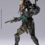 AVP FINAL BATTLE DAMAGE SCAR PREDATOR PX FIGURE 002