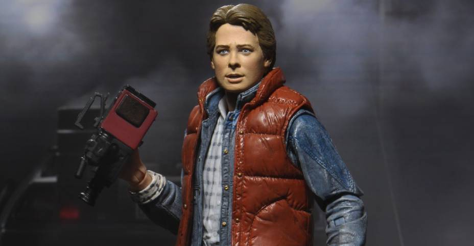 BTTF Ultimate Marty NECA 003