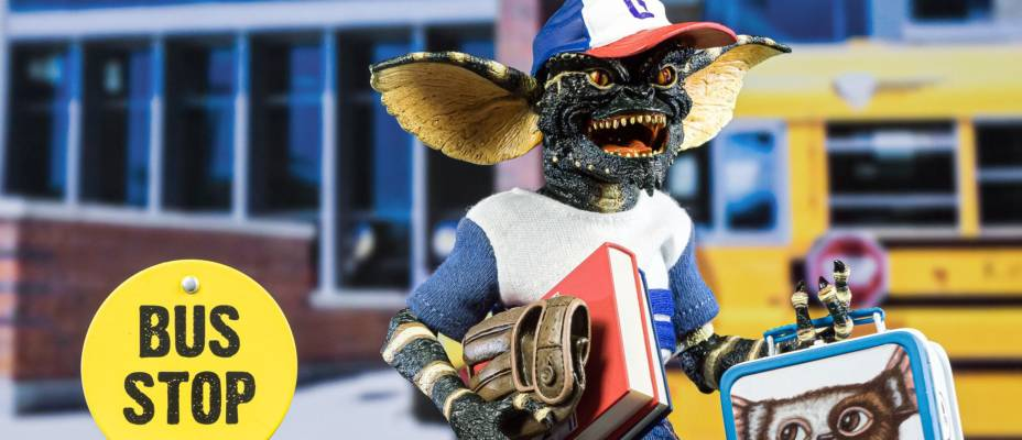 Back to School Ultimate Gremlin Figure by NECA Toys - Toyark Photo Shoot