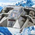 Black Series Snowspeeder 55