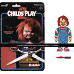 CHILDS PLAY W1 EVIL CHUCKY REACTION FIGURE