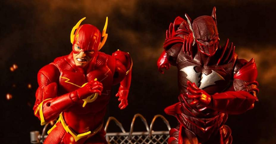 DC Multiverse Red Death vs Flash 009