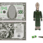 GHOST MUMMY DUST PAPA EMERITUS III REACTION FIGURE