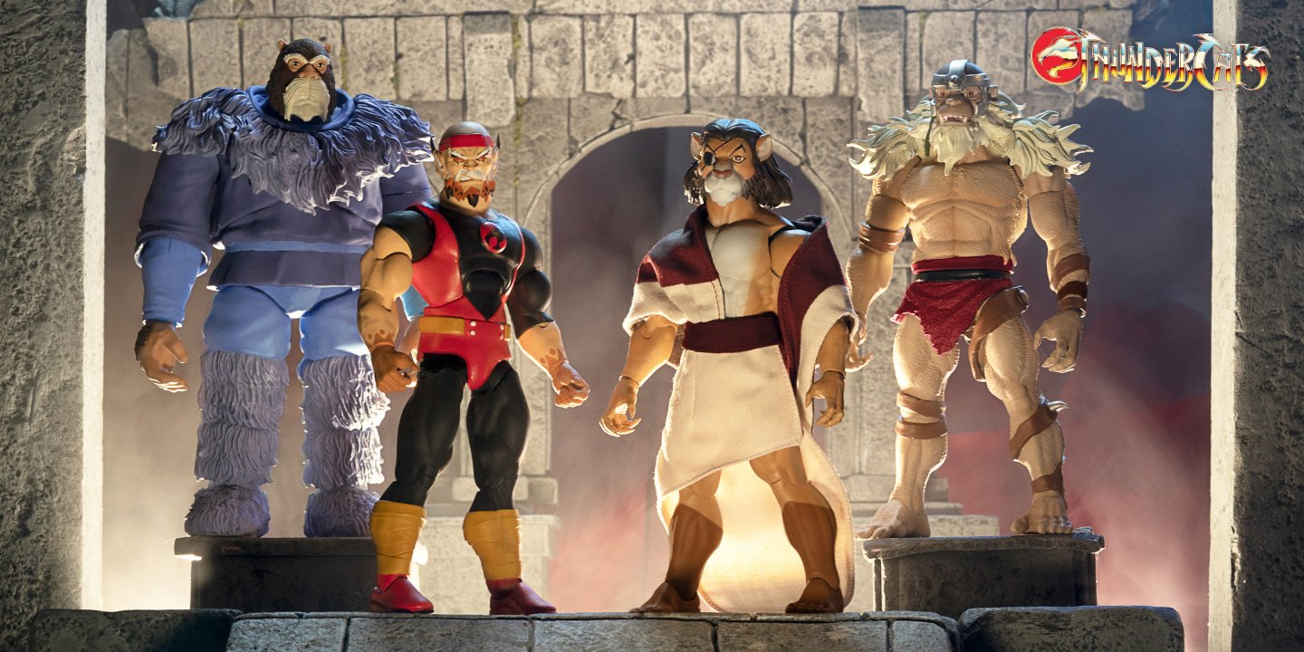 Group Thundercats Ultimates Wave 4
