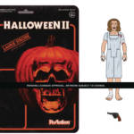 HALLOWEEN II LAURIE STRODE REACTION FIGURE