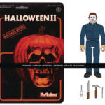 HALLOWEEN II MICHAEL MYERS REACTION FIGURE