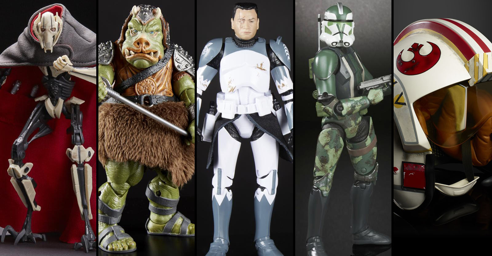 Hasbro Black Series Reissues 9 2 2020