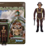 IRON MAIDEN ACES HIGH PILOT EDDIE REACTION FIGURE
