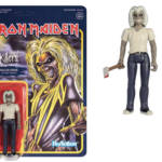 IRON MAIDEN KILLERS EDDIE REACTION FIGURE